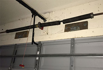 Spring Replacement By Garage Door Repair Willowbrook